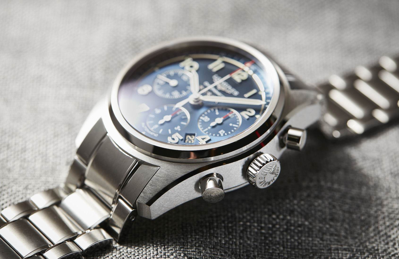 Longines Spirit chronograph 42mm review price 2020
