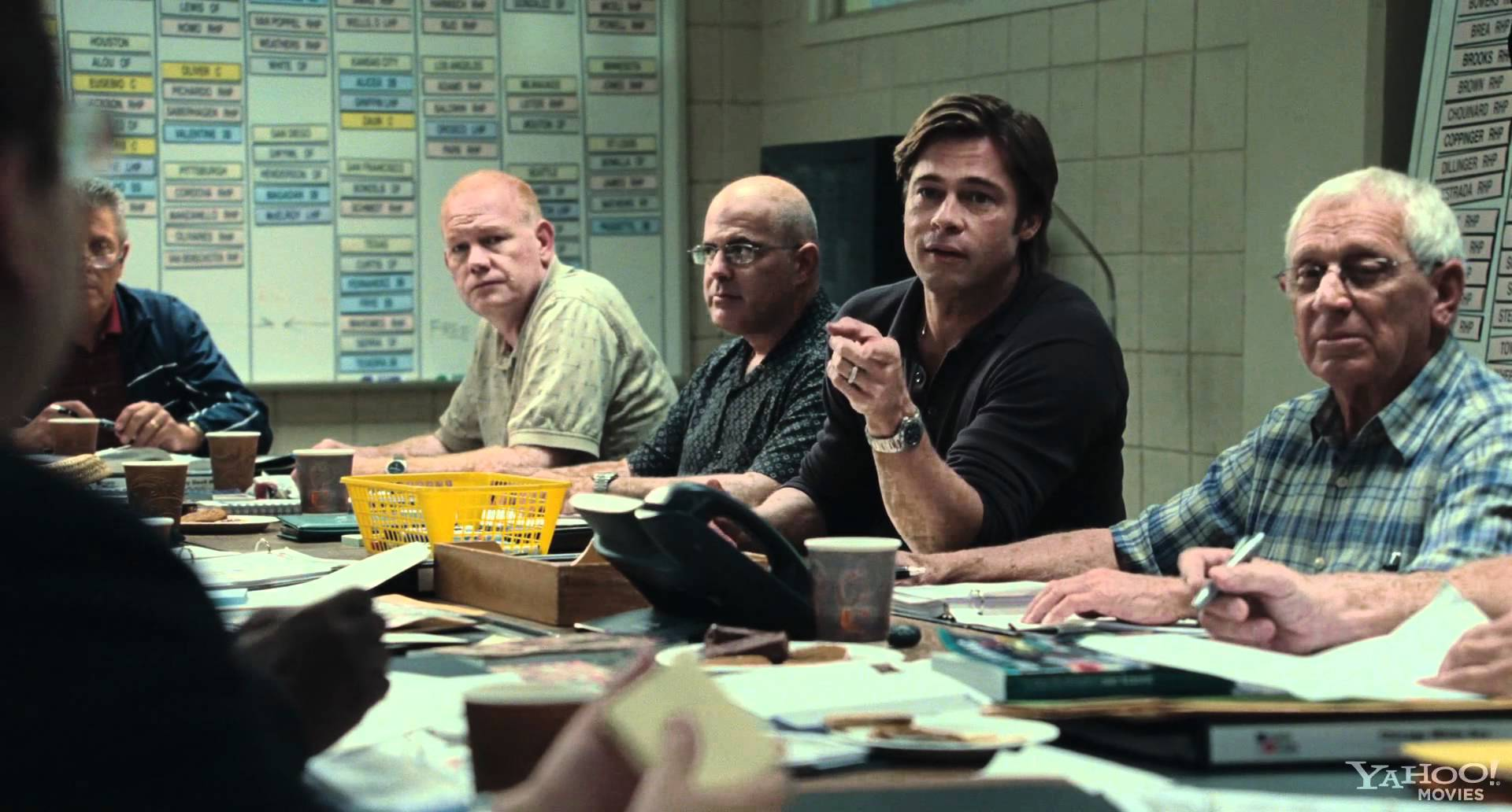 Brad Pitt's TAG Heuer in Moneyball
