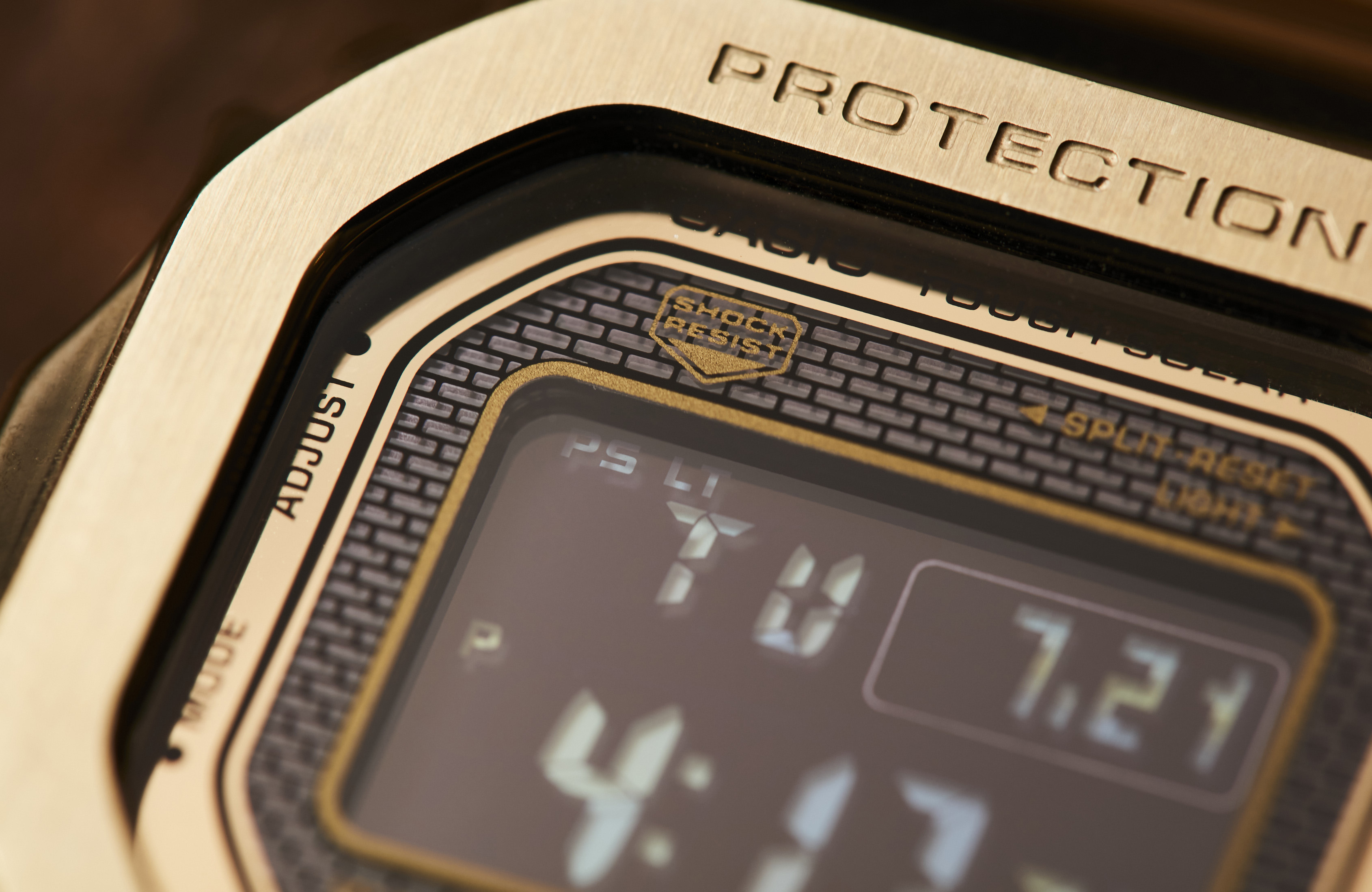 Casio G-Shock Full Metal GMW-B5000GD-9 review