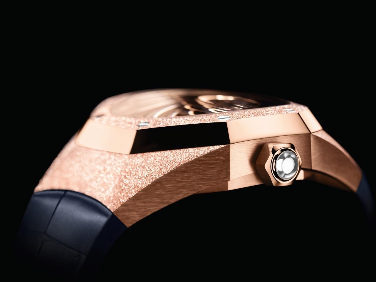 Audemars Piguet Royal Oak Concept Frosted Gold Flying Tourbillon