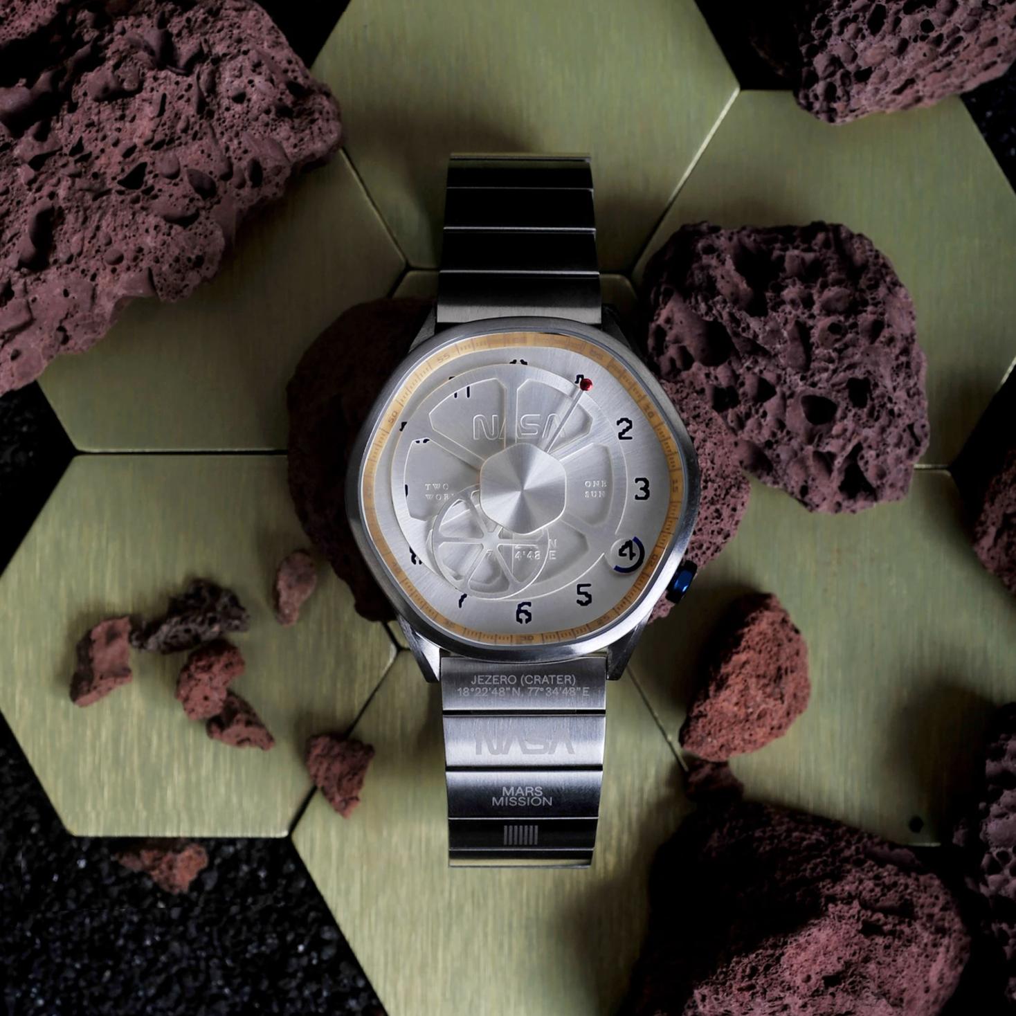 Anicorn NASA Mars Time pricing review 2020