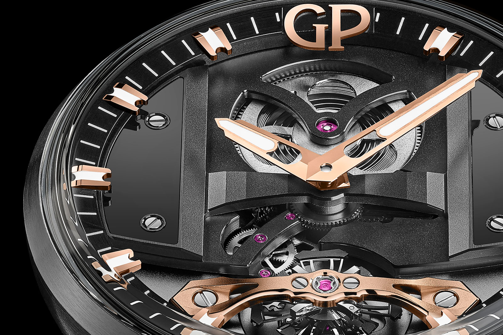 Girard-Perregaux Infinity Editions