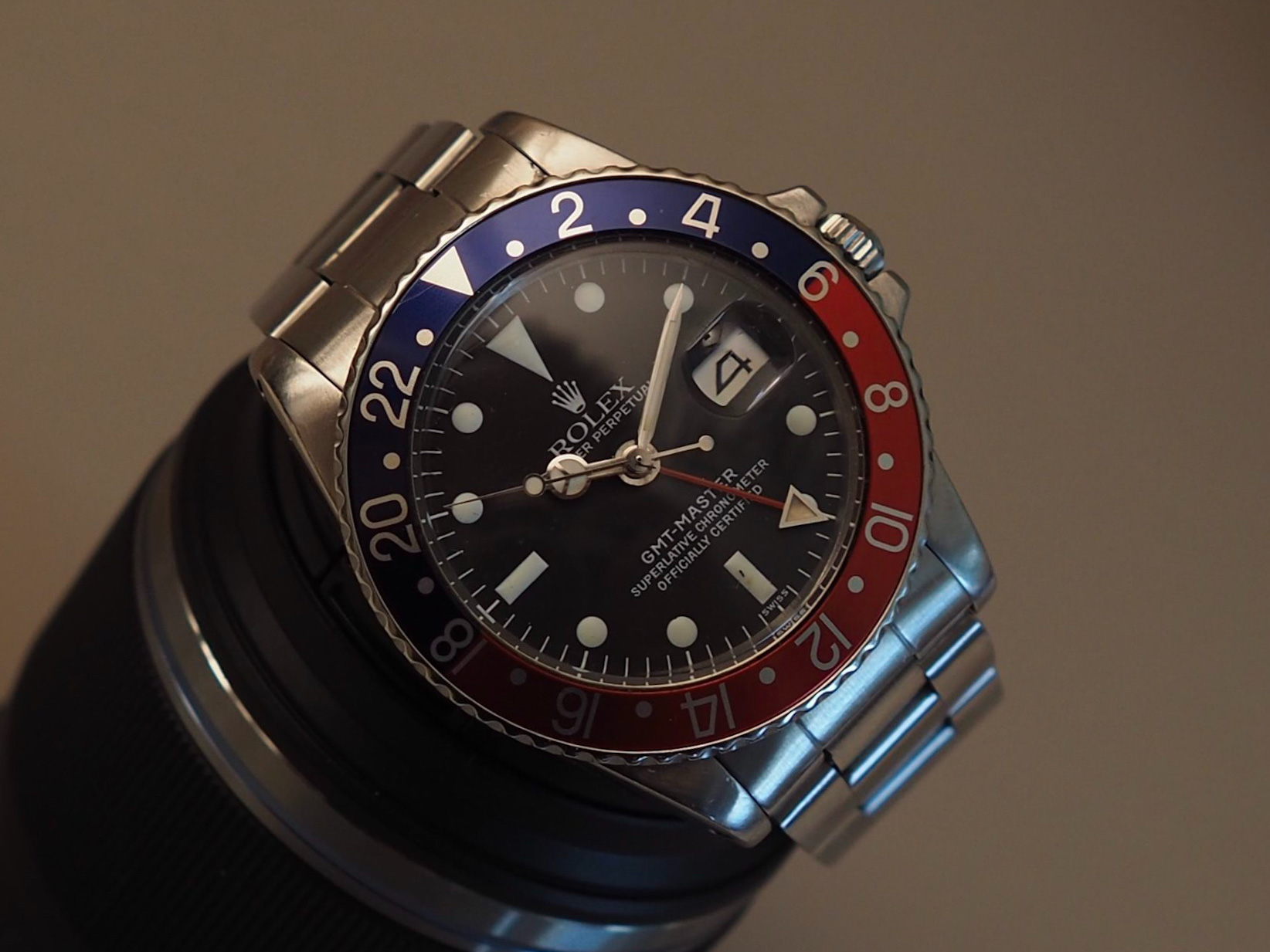LONG READ: I did not want to like the vintage Rolex Pepsi GMT-Master ref.  1675. It had other plans. | Time and Tide Watches