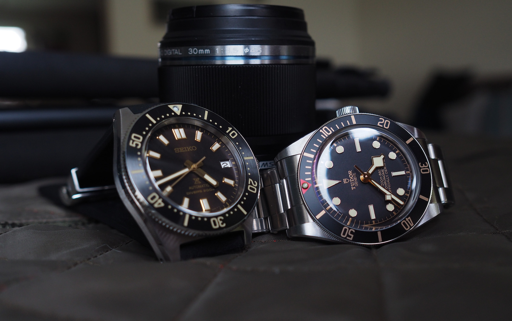Tudor Black Bay 58 Vs. Seiko Prospex SPB147