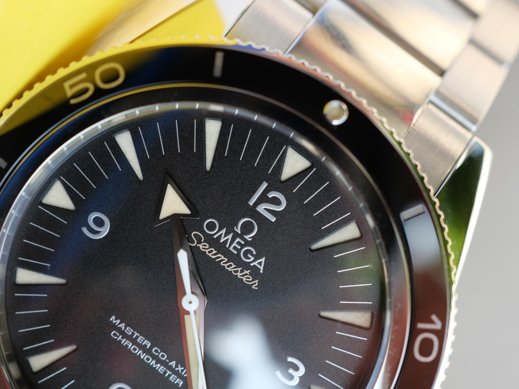 Seiko SLA037 Omega Seamaster 300 review