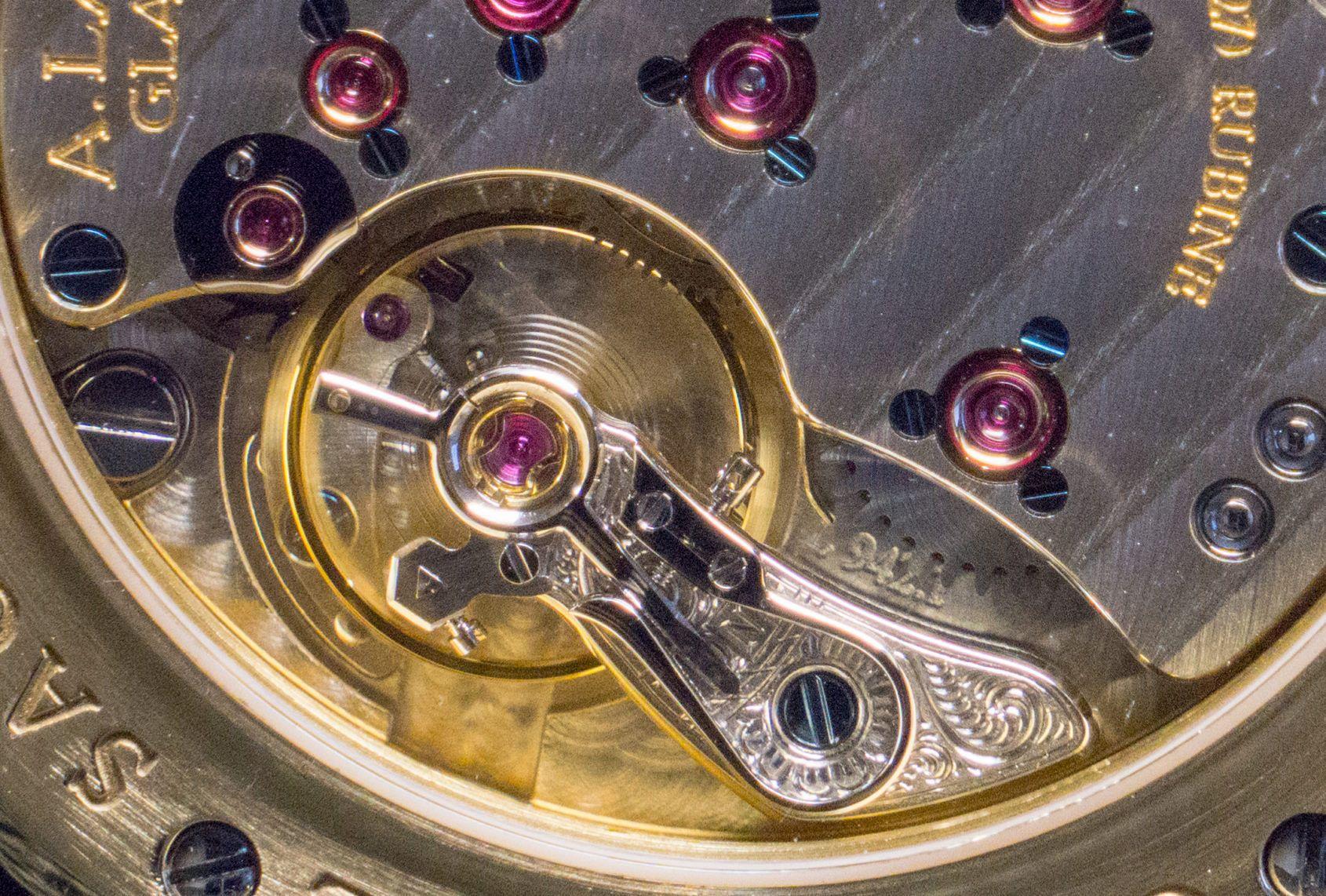 A. Lange & Söhne 1815 Up/Down 36mm