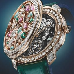 Bulgari High-End Watch 2020 Novelties