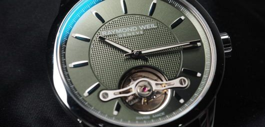 Raymond Weil Freelancer Calibre RW1212 review pricing 2020