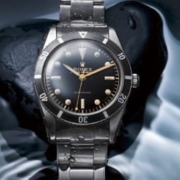 Rolex dive watch history