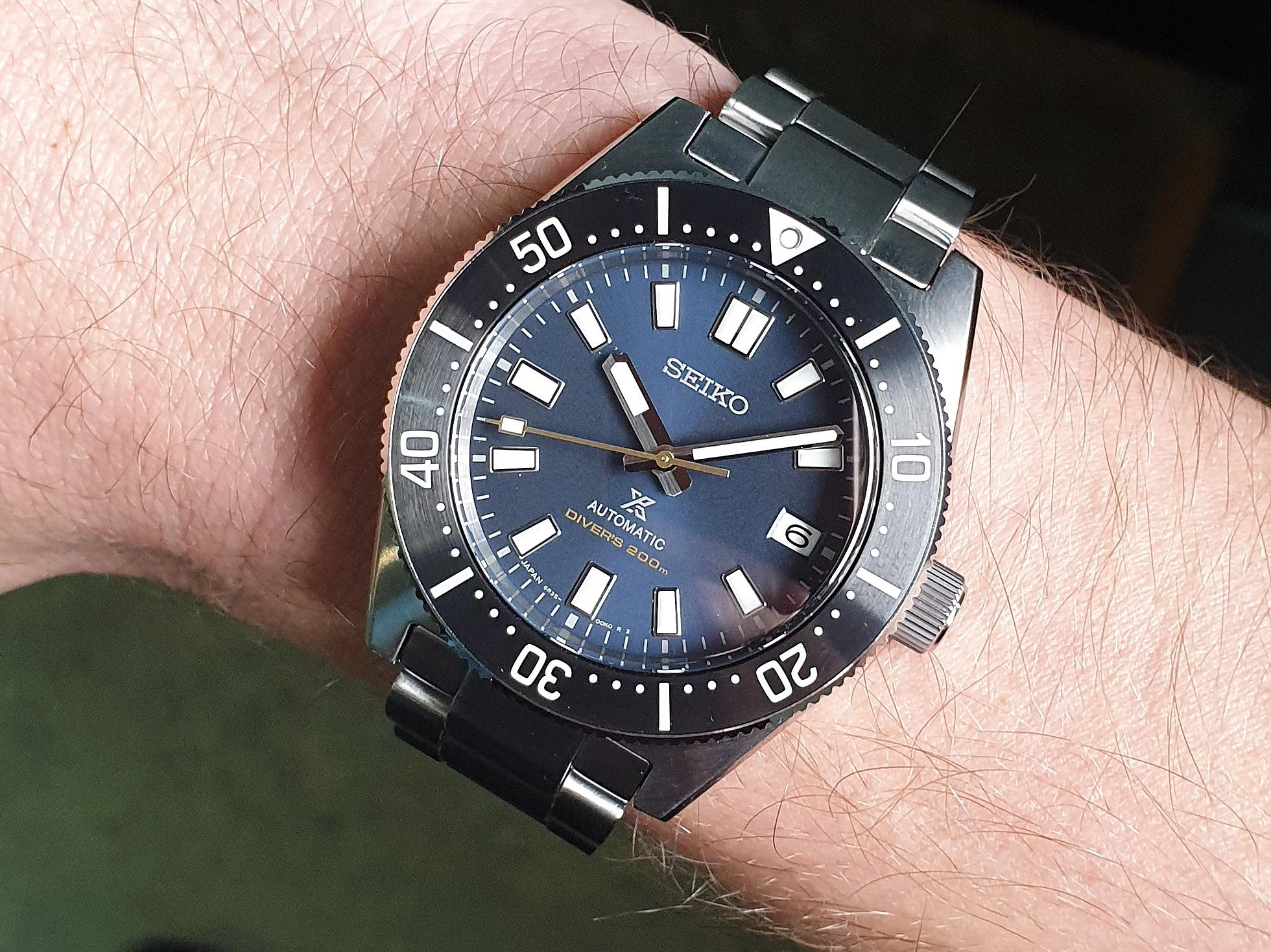 The breakaway Seiko of 2020 is this affordable, classic dive watch for under $1500USD, the SPB149J