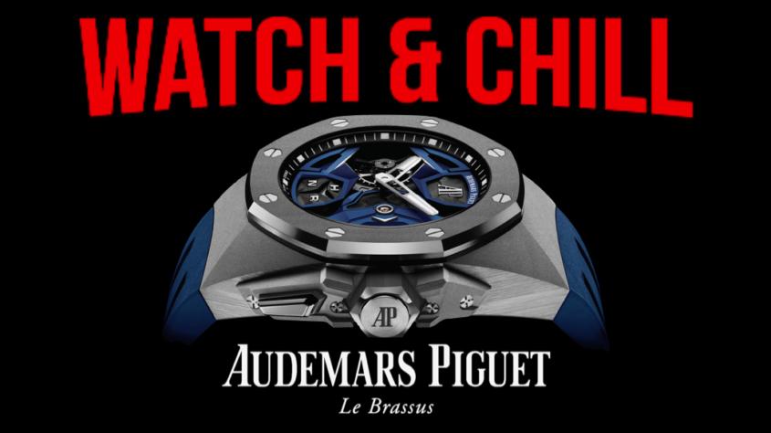 Audemars Piguet Royal Oak Concept History