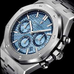 Audemars Piguet Royal Oak Chronograph Limited Edition in 18k white gold