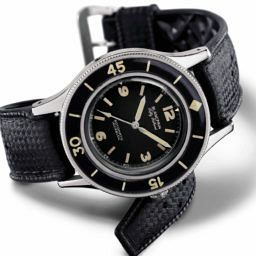 blancpain dive watch history