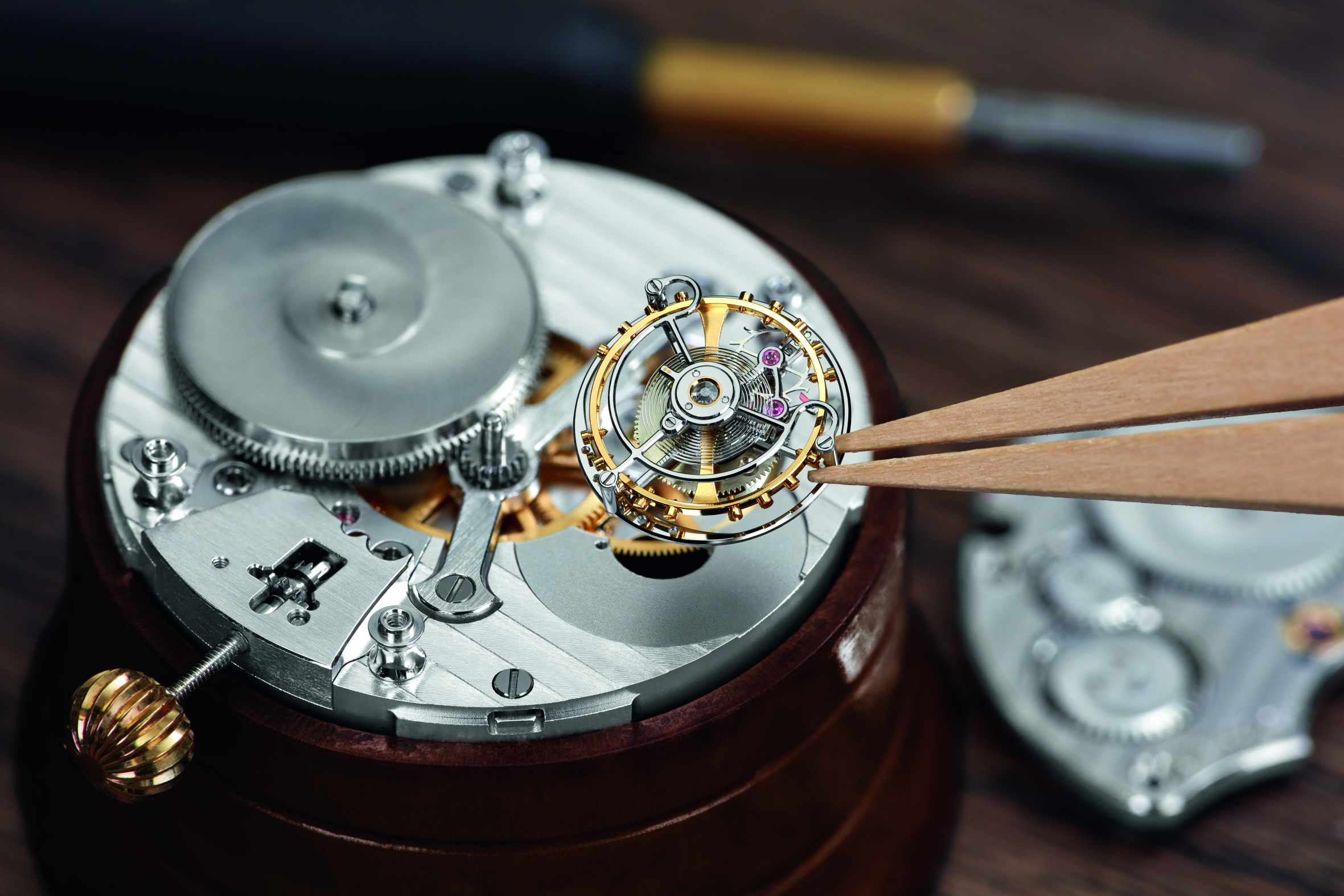 what it takes to make a movement a COSC-certified Chronometer
