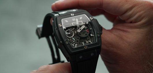 Hublot Spirit of Big Bang Meca-10 Black Magic watch