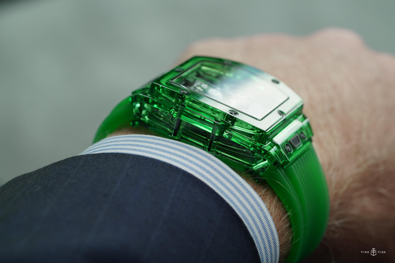 Hublot Spirit of Big Bang Green Saxem