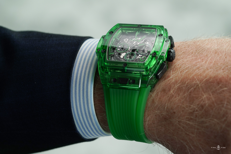 Big Bang Green Saxem