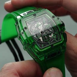 Hublot Spirit of Big Bang Green Saxem