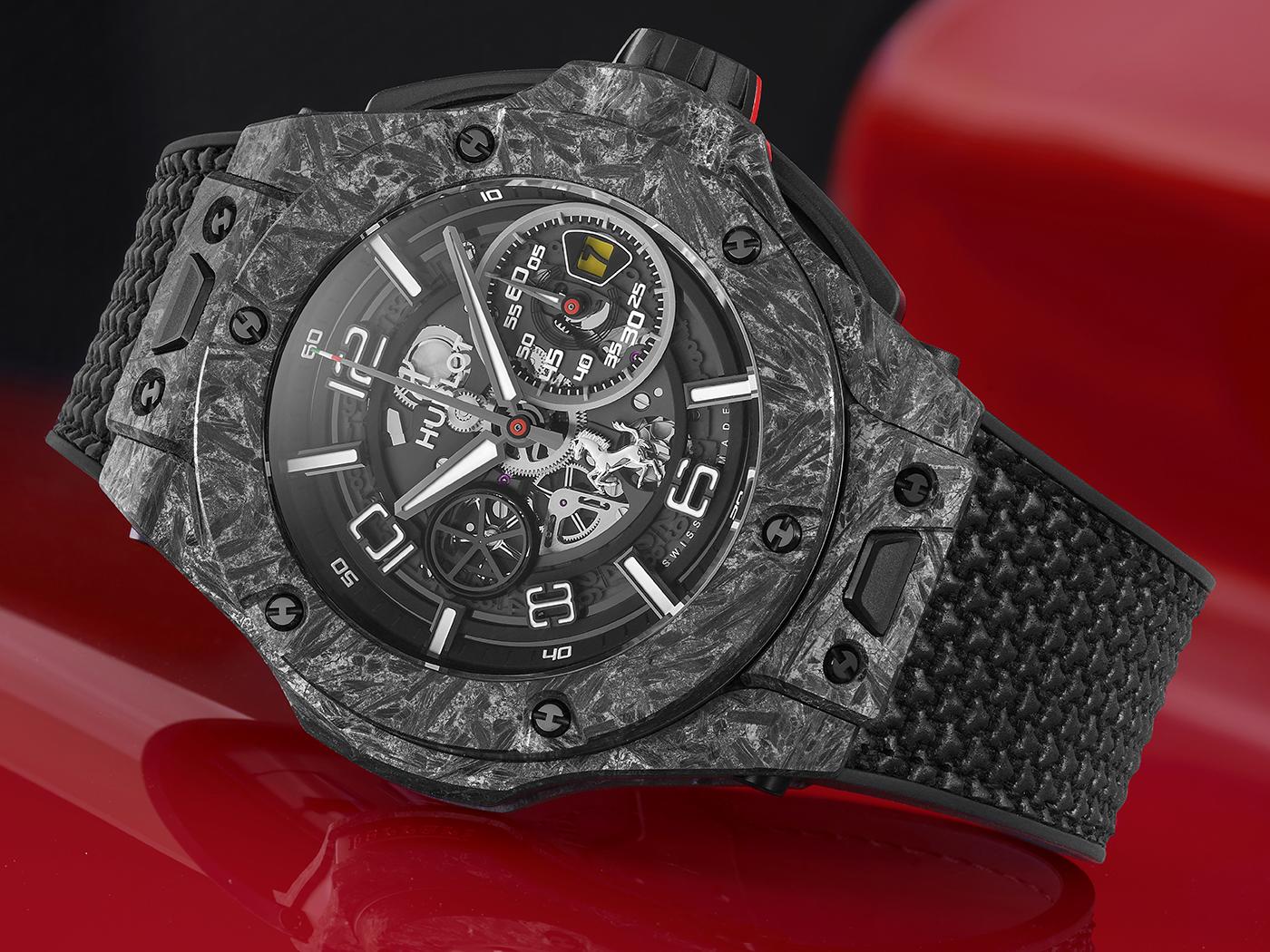 Hublot Big Bang Ferrari 1000 GP