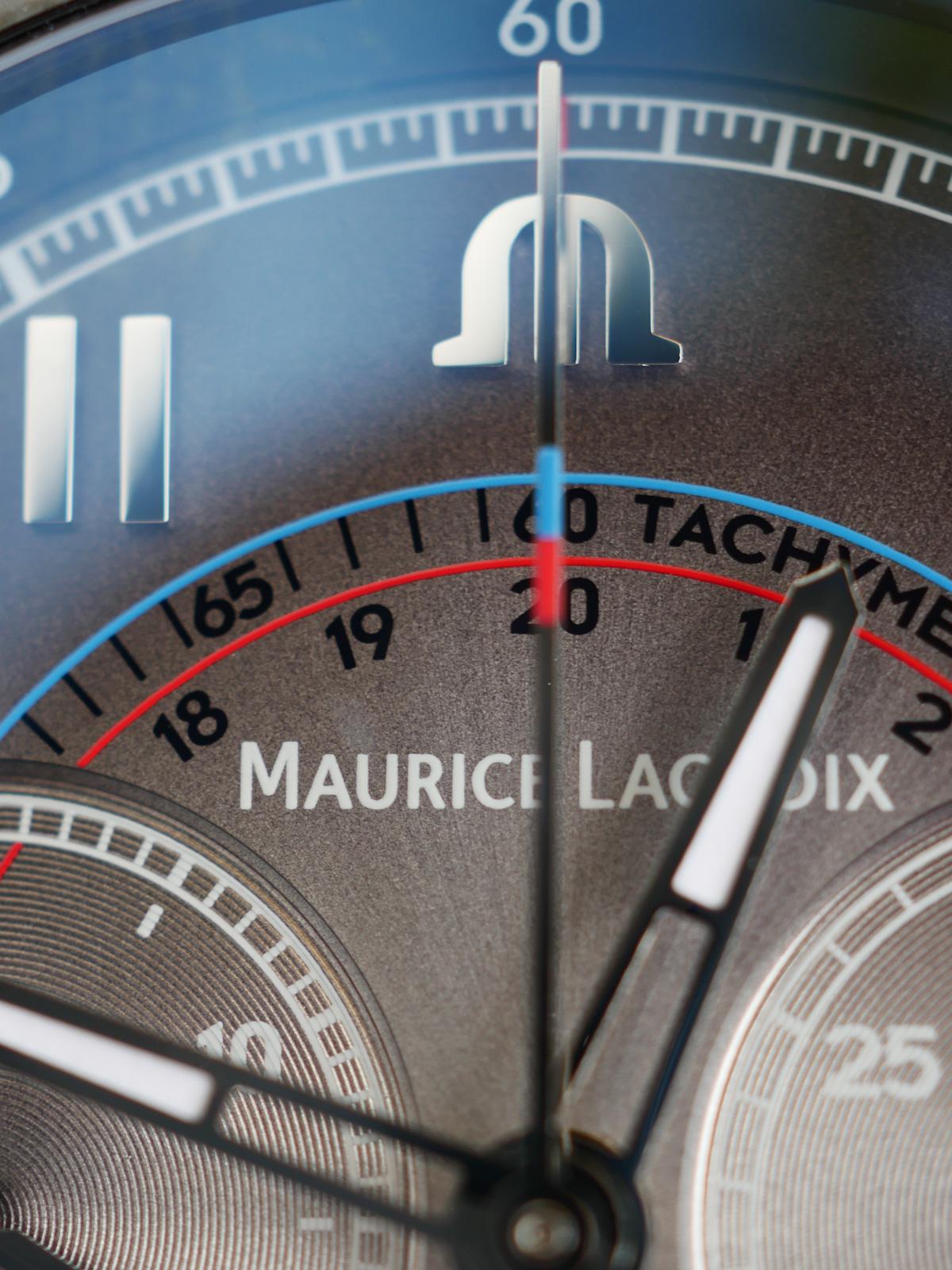 Maurice Lacroix Pontos Chronograph Monopusher