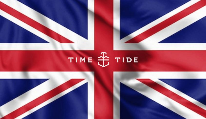 time tide watches UK office editor mike christensen
