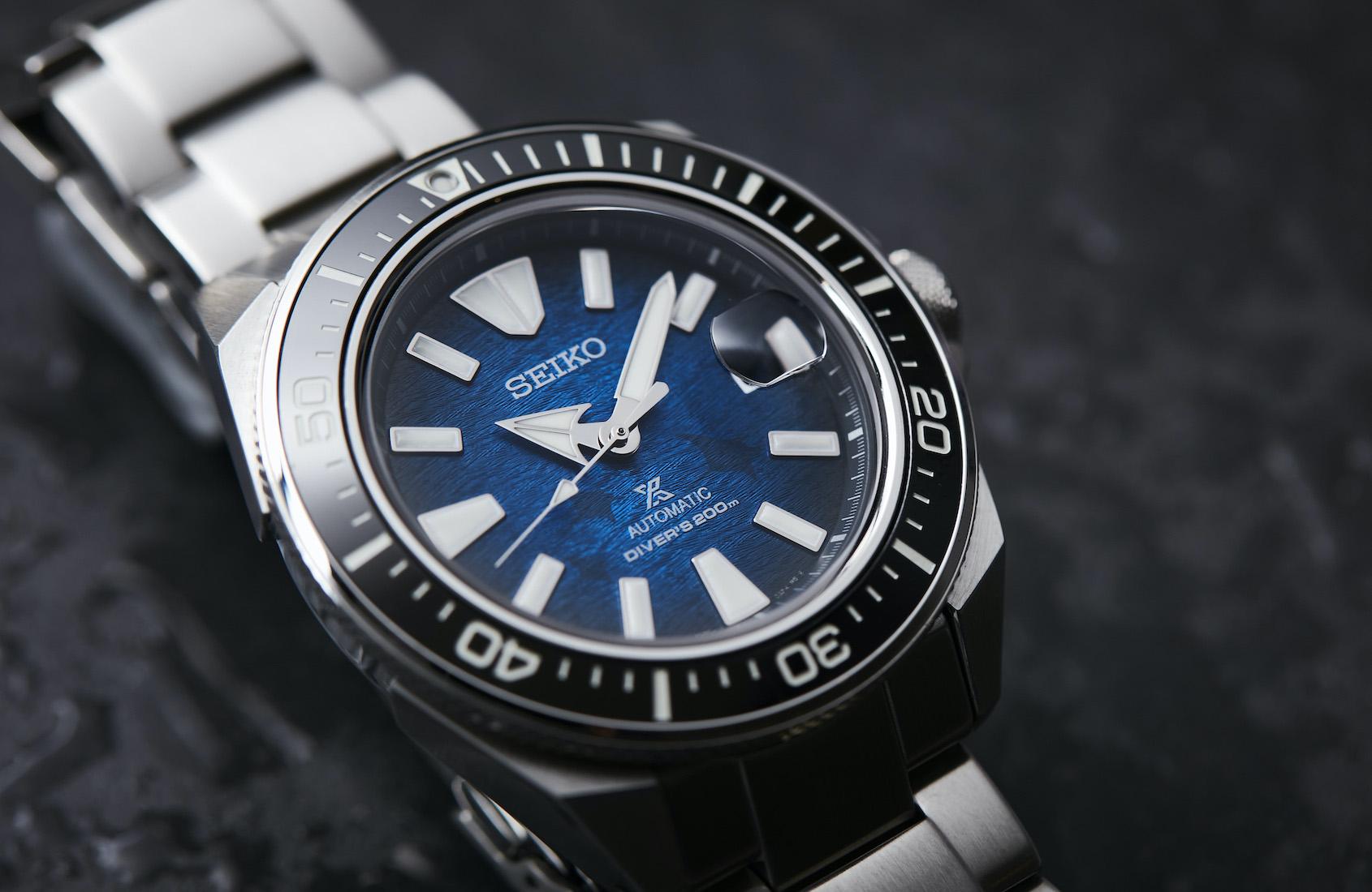 Seiko Prospex Save The Oceans SRPE33K