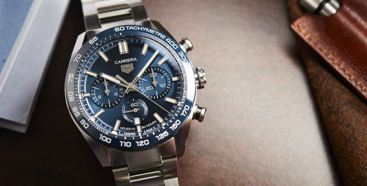 IN-DEPTH: The TAG Heuer Carrera Sport Chronograph collection