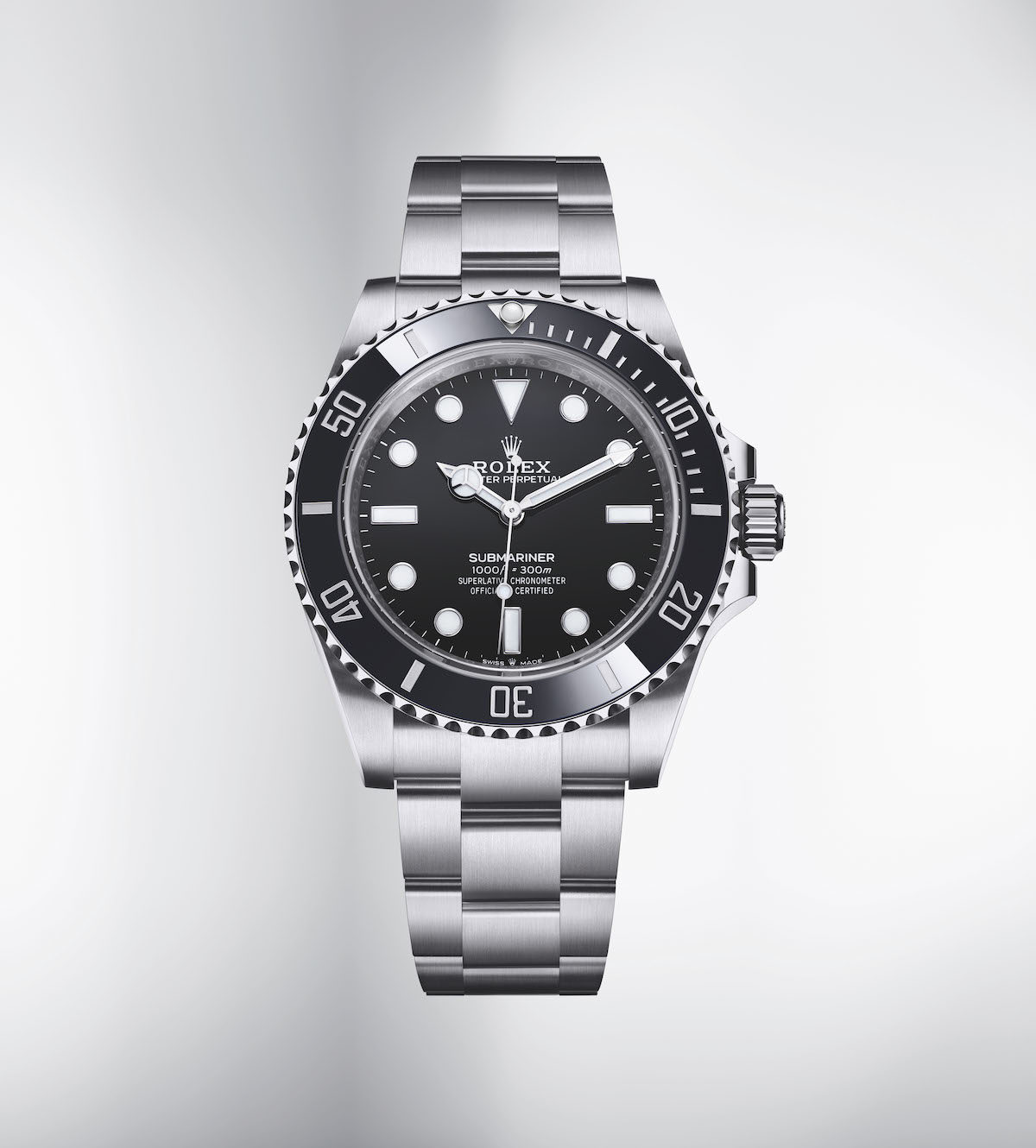 Rolex Submariner Ref. 124060 41mm no-date
