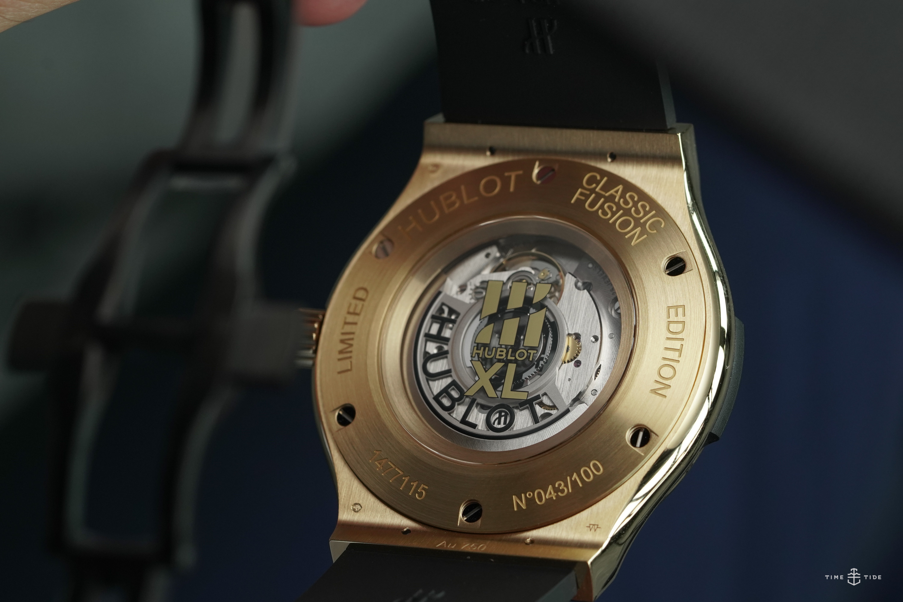 signs you're becoming a watch snob