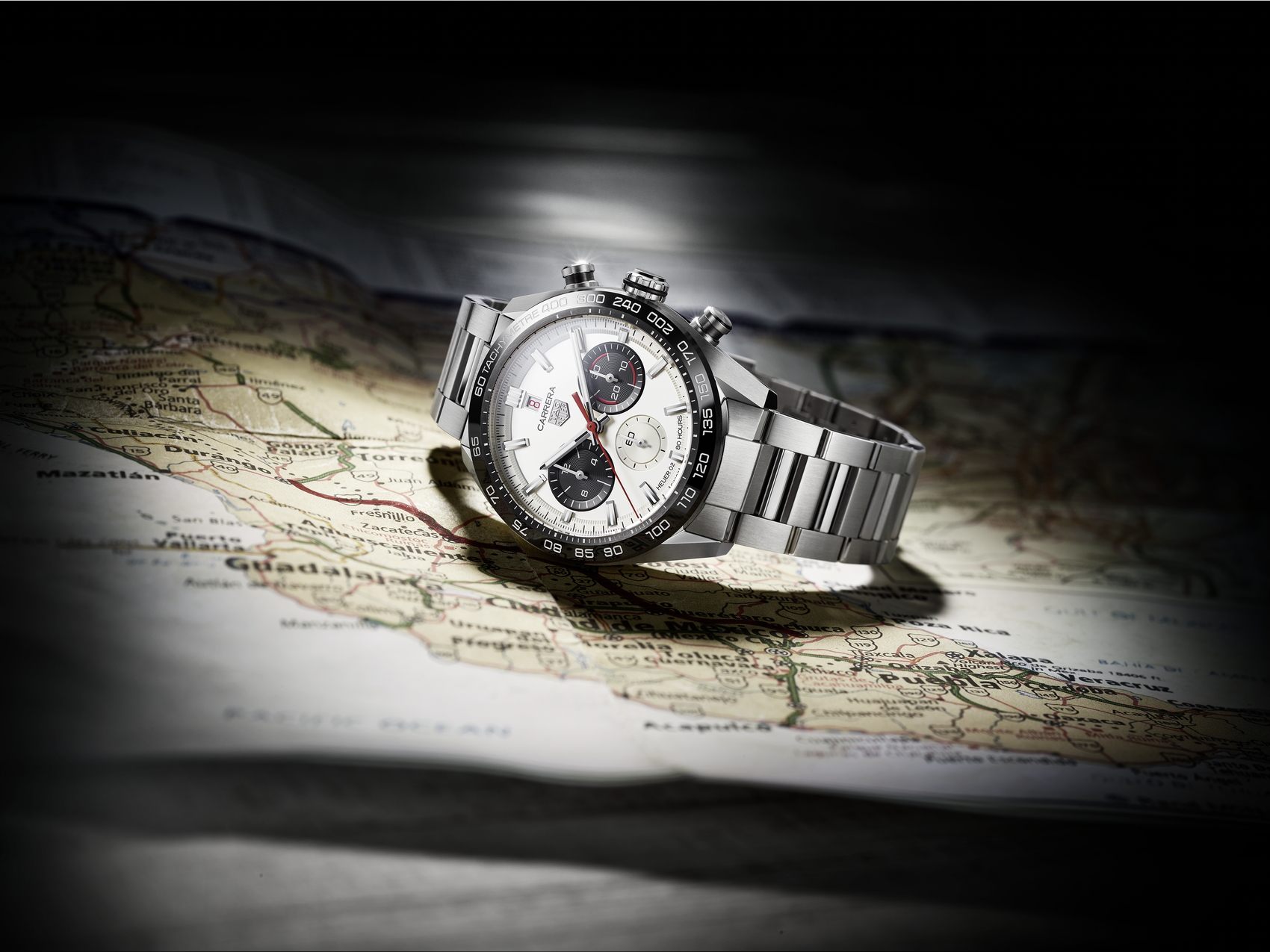 """TAG Heuer Carrera Sport Chronograph 160 Years Limited Edition """"Dato 12"""""""
