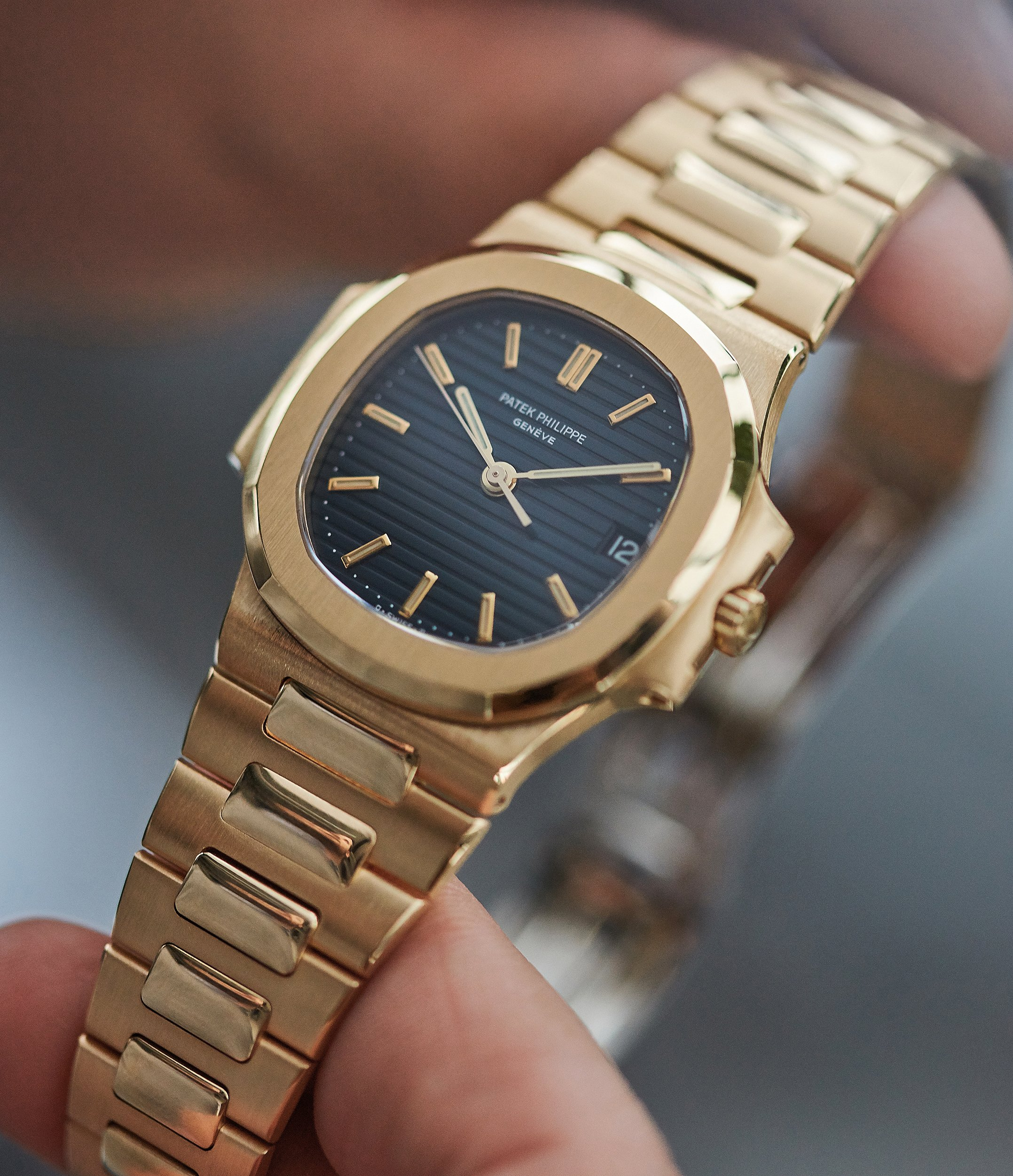 gold sports watches
