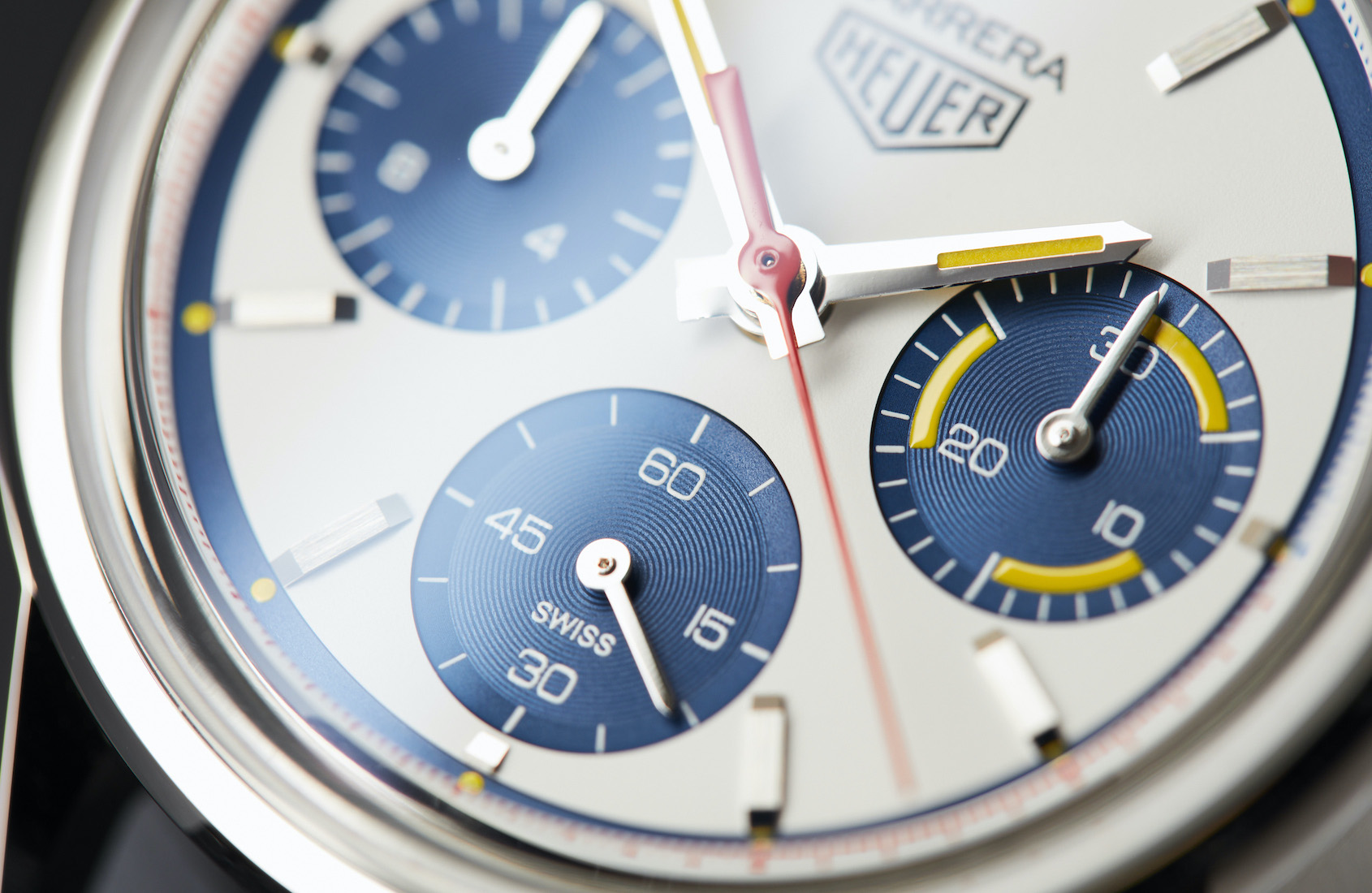 TAG Heuer Carrera 160 years Limited Editions