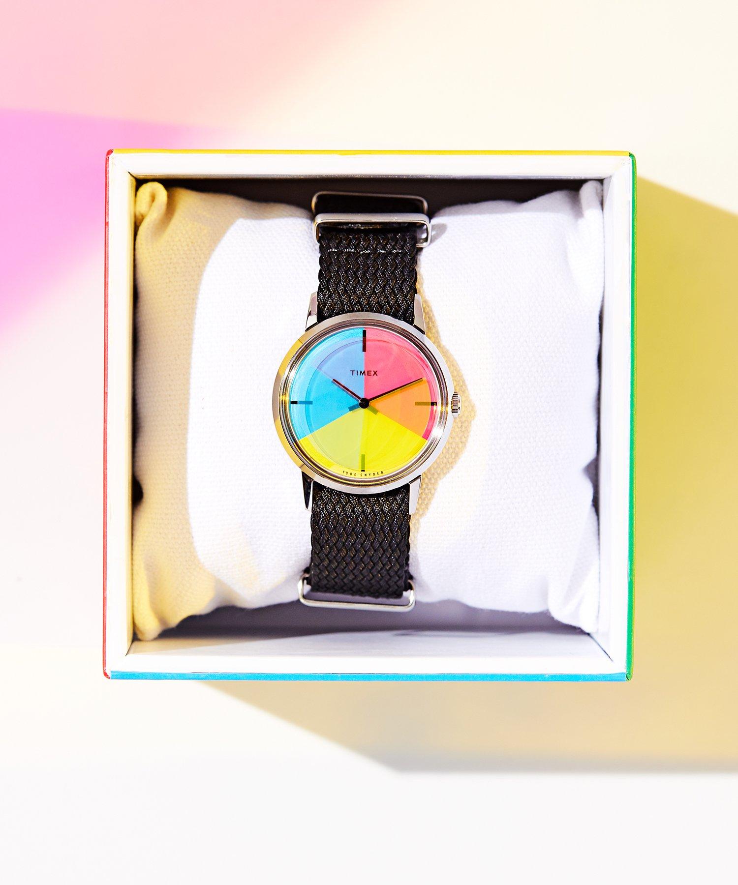 fabulous rainbow watches