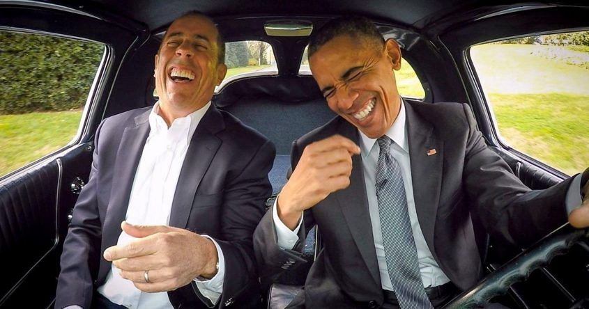 Comedians in Cars Getting Coffee watches