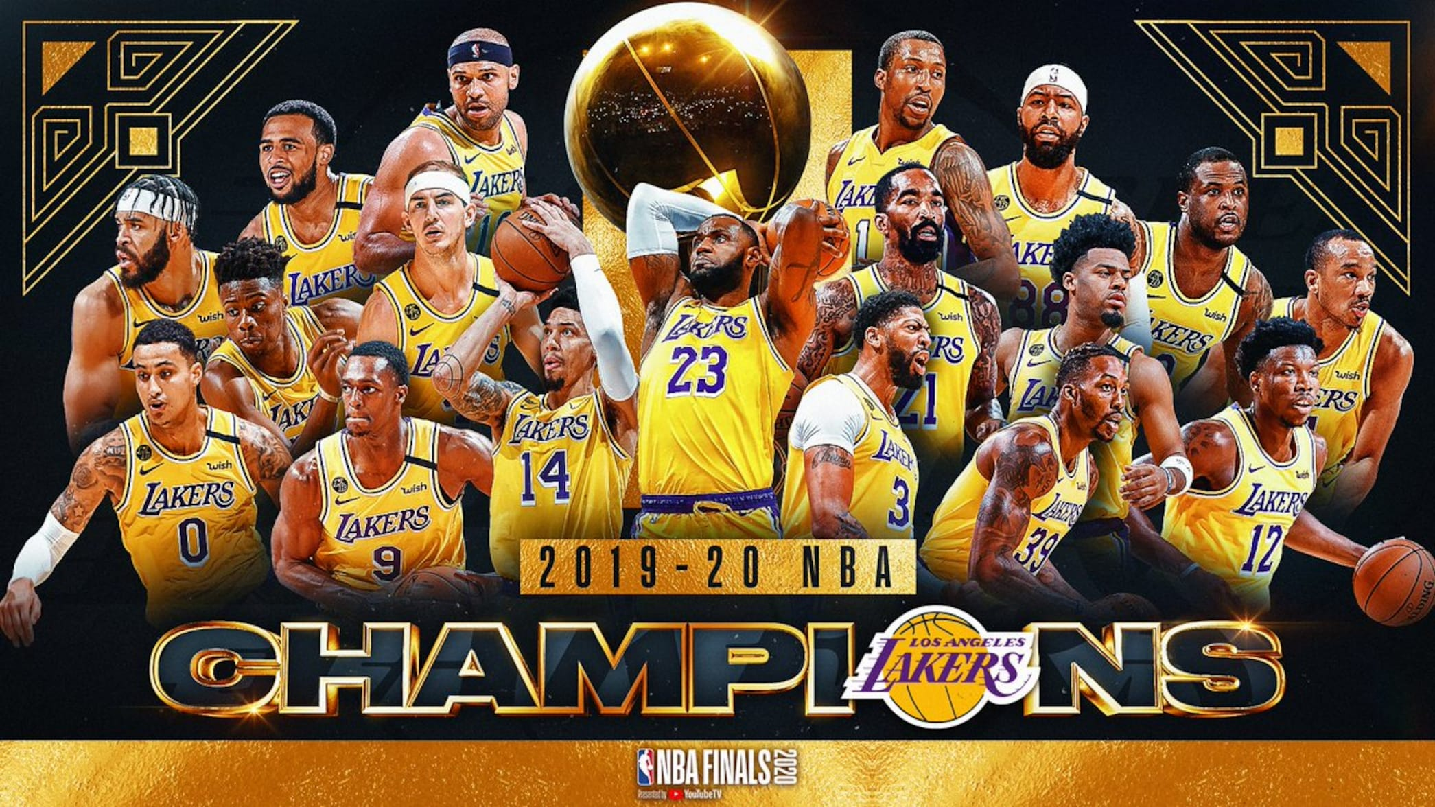 One watch brand dominates the wrists of the LA Lakers NBA ...