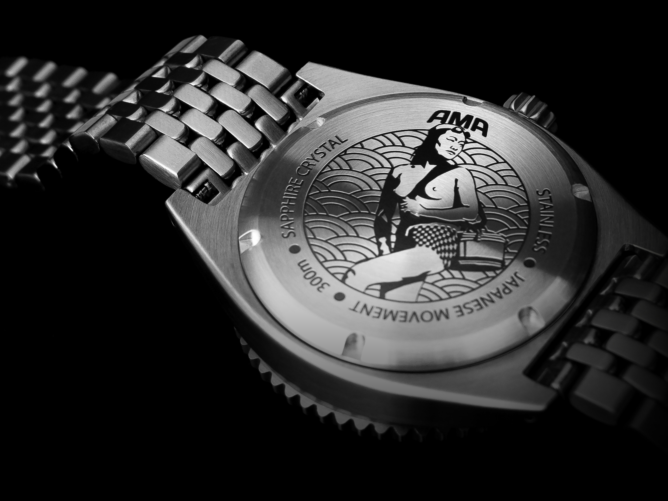 Albany Watches AMA Diver