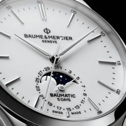 Baume & Mercier Clifton Baumatic Automatic Moon Phase