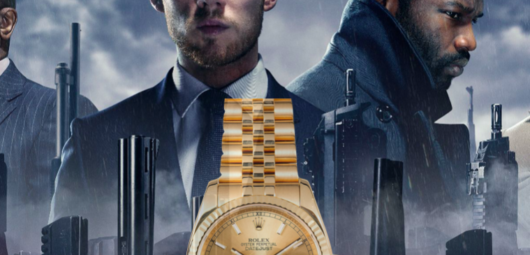 What watch does Sean wear in Gangs of London