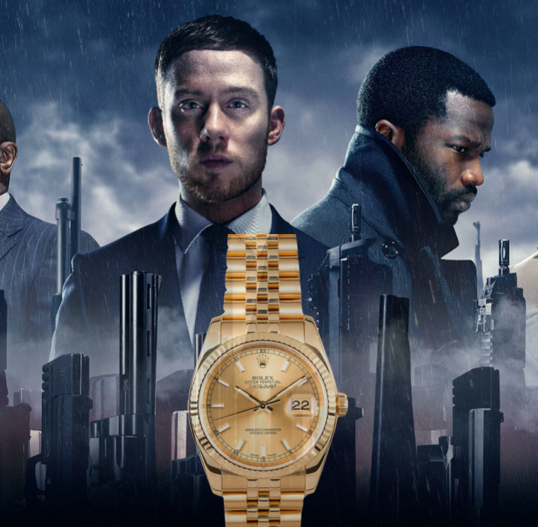 What watch does Sean wear in Gangs of London