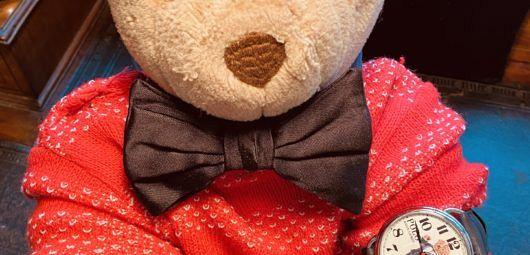 Ralph Lauren 'Negroni Bear' Polo Bear