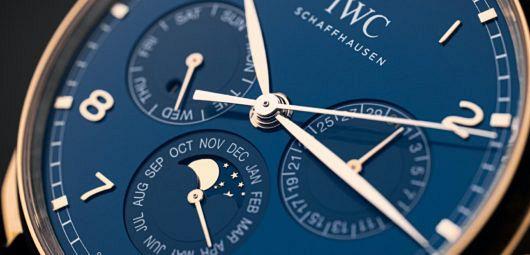 IWC Portugieser Perpetual Calendar 42 Boutique Edition