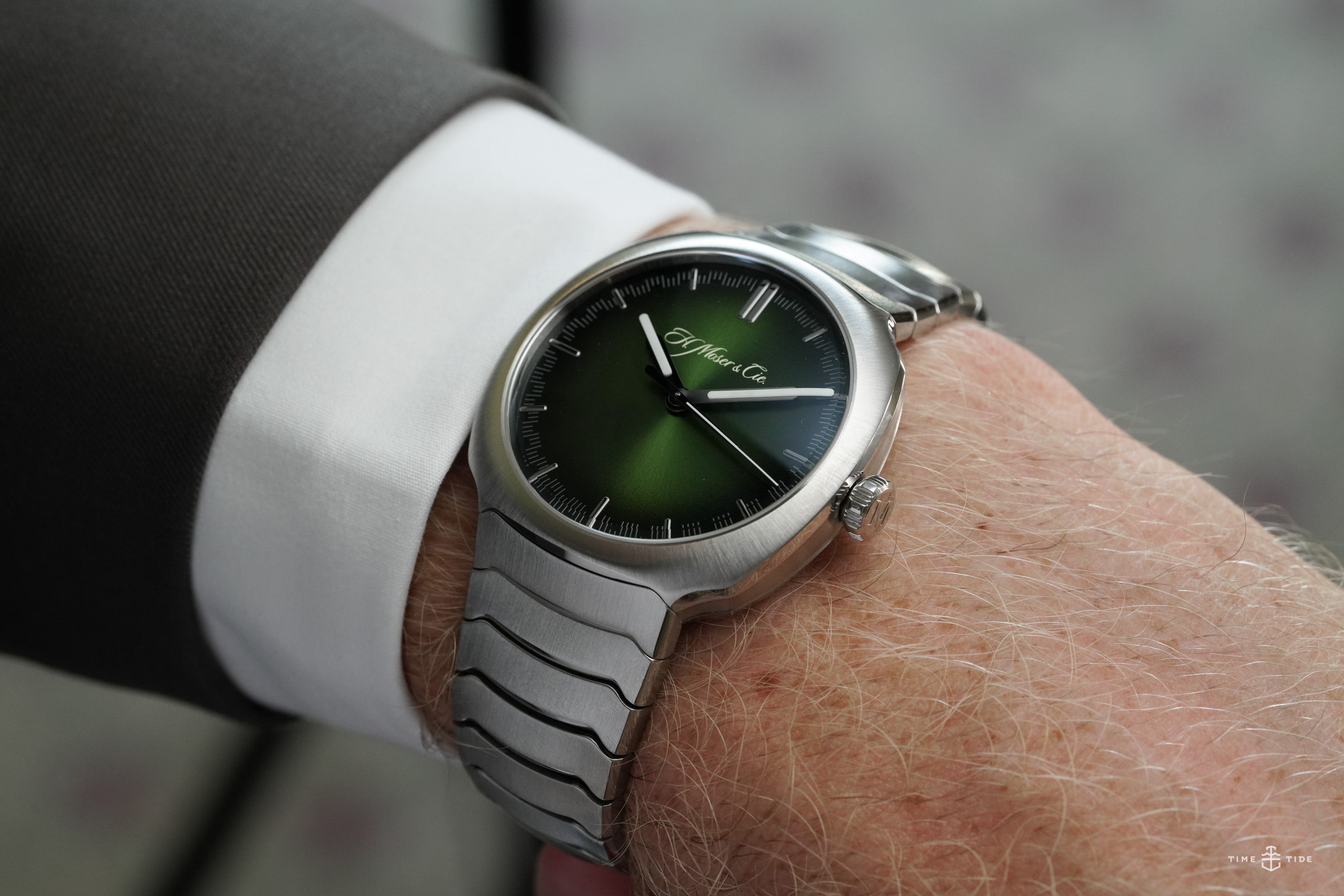 H. Moser & Cie Streamliner Centre Seconds