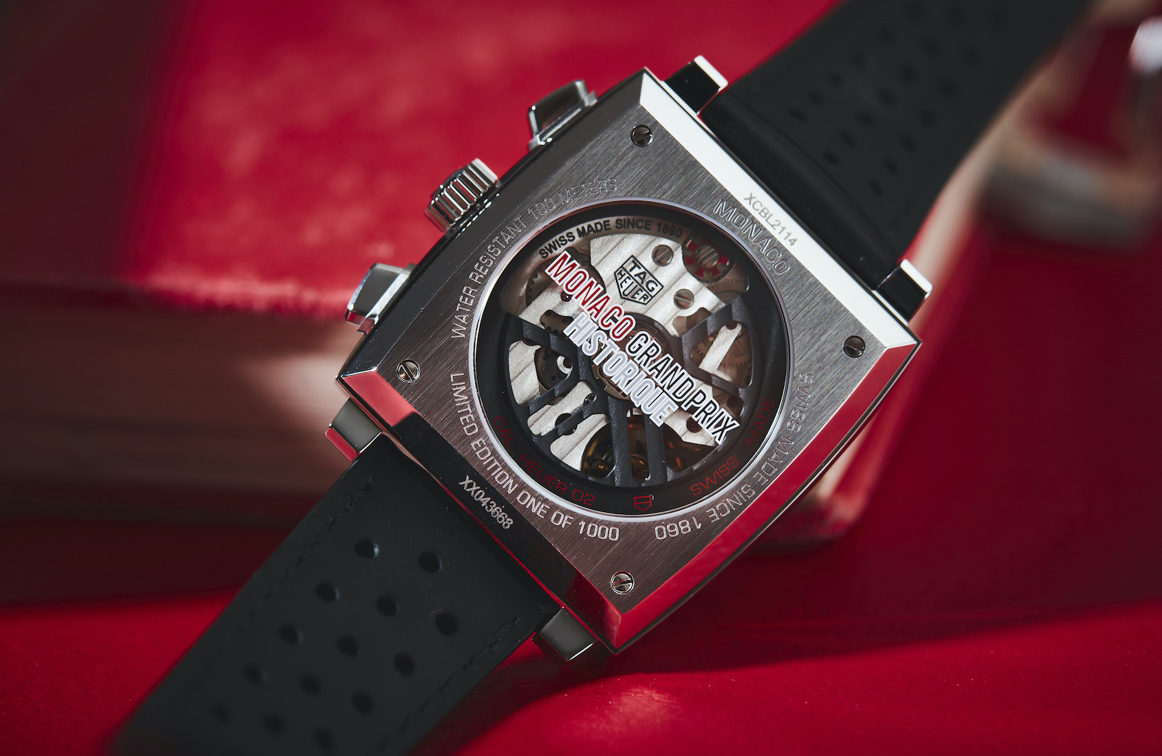 TAG Heuer X Grand Prix de Monaco Historique Limited Edition