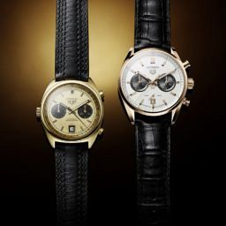 TAG Heuer Carrera Chronograph Jack Heuer Birthday Gold Limited Edition