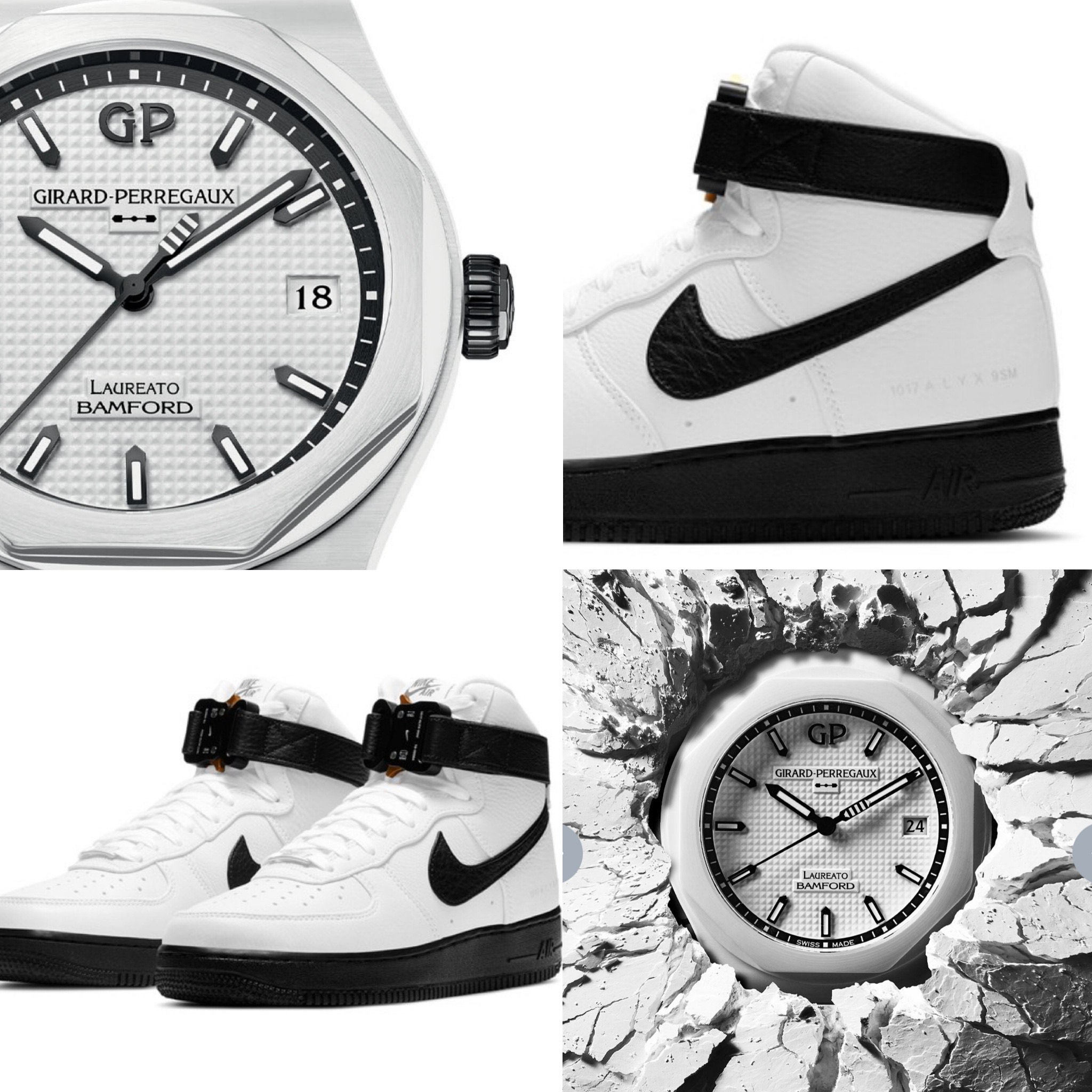 Bamford and Nike
