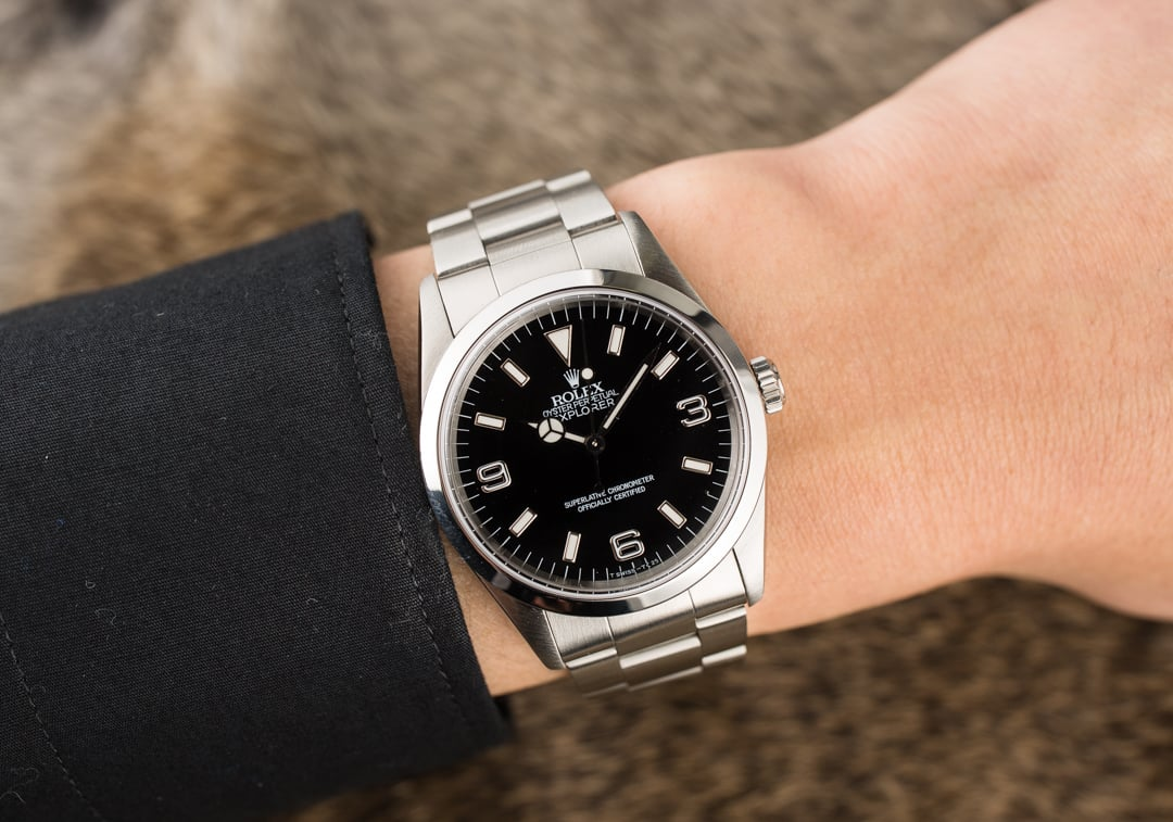 Rolex Explorer 1 alternatives