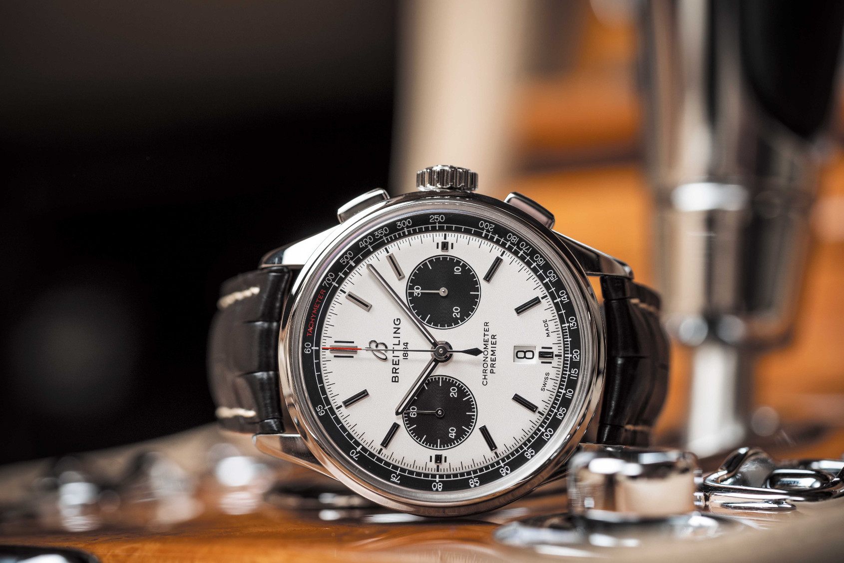 INTRODUCING: Grace in the skies and now on the land – Breitling's Premier Collection