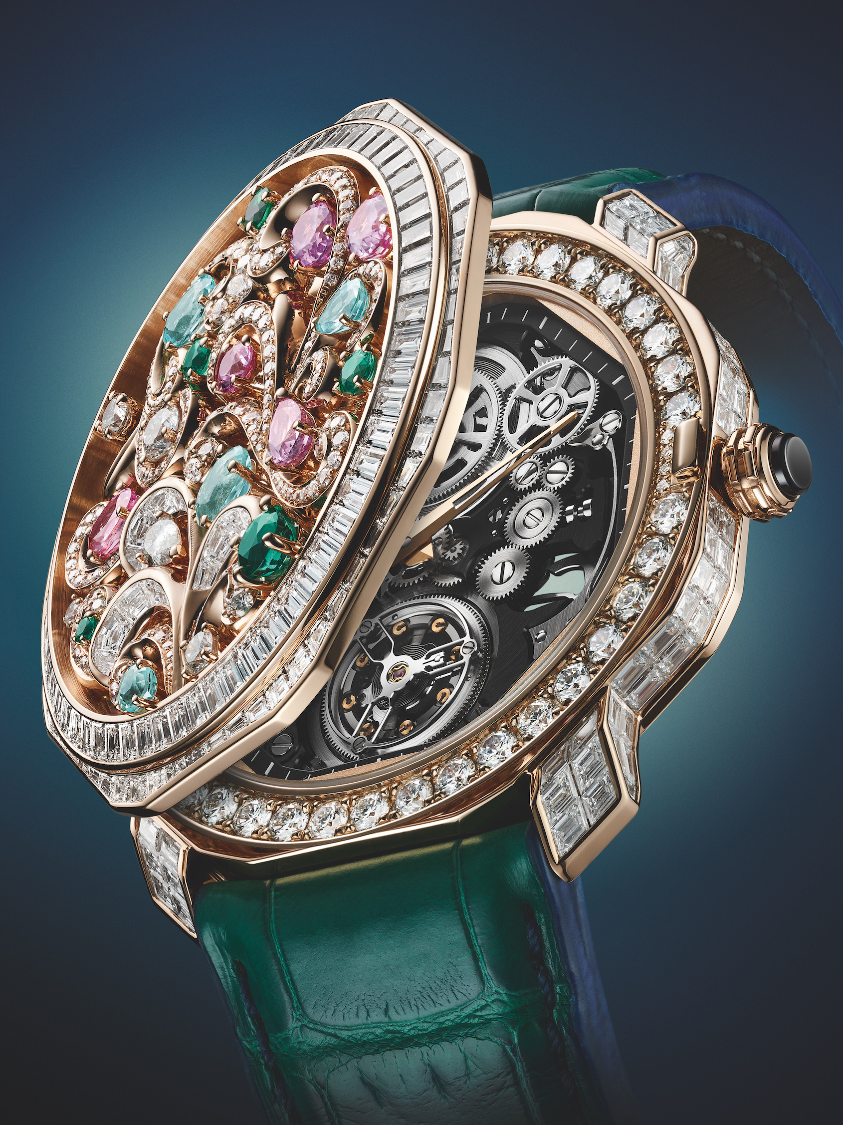 """INTRODUCING: The Bulgari High-End Watch 2020 Novelties show the """"jeweller of time"""" in absolutely top form"""