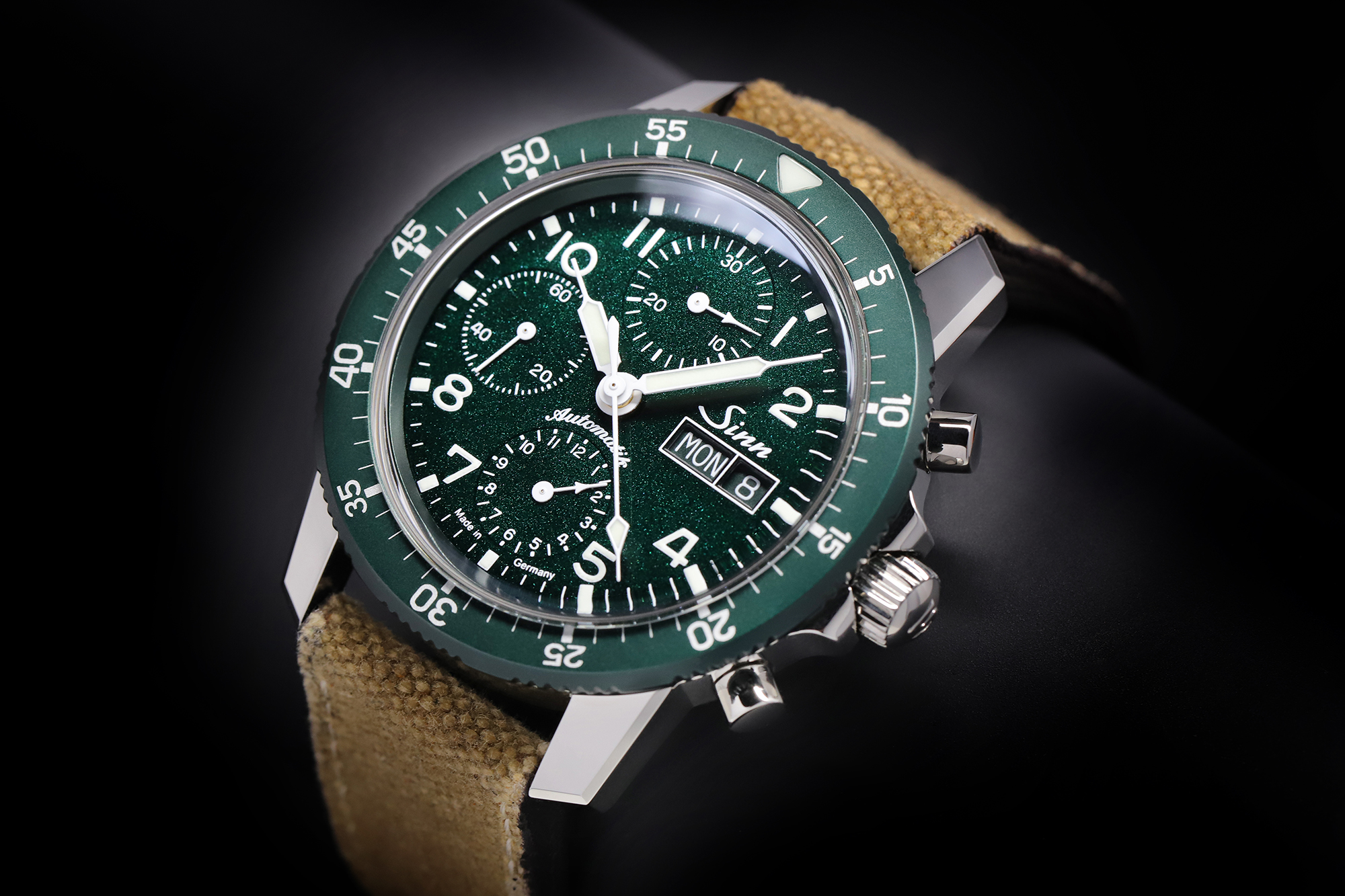 INTRODUCING: The Sinn 103 Sa G is a totally new look for Sinn, and we can get around it