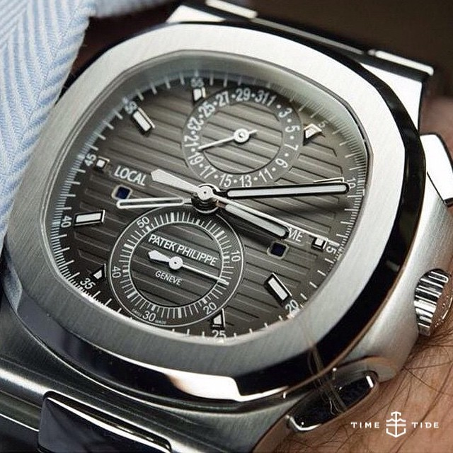 This is why the Patek Philippe Nautilus is somehow the biggest hype model of 2019 *Trigger warning, graphic images*